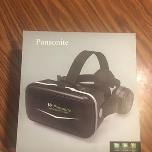 Virtual reality headset for smart phone